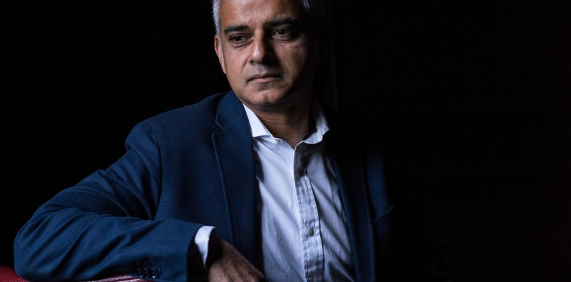 Sadiq Khan: 'You make sure you can defend yourself'