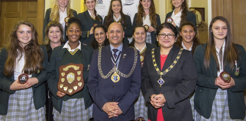 Kingston sportspeople celebrated at annual awards ceremony