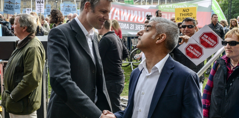 London mayor race: can Zac Goldsmith catch Sadiq Khan?