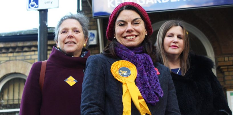 Candidate profile: Sarah Olney
