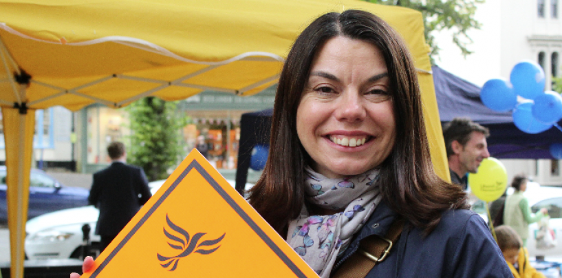Anticipation abounds as the Lib Dems begin battle for Richmond Park