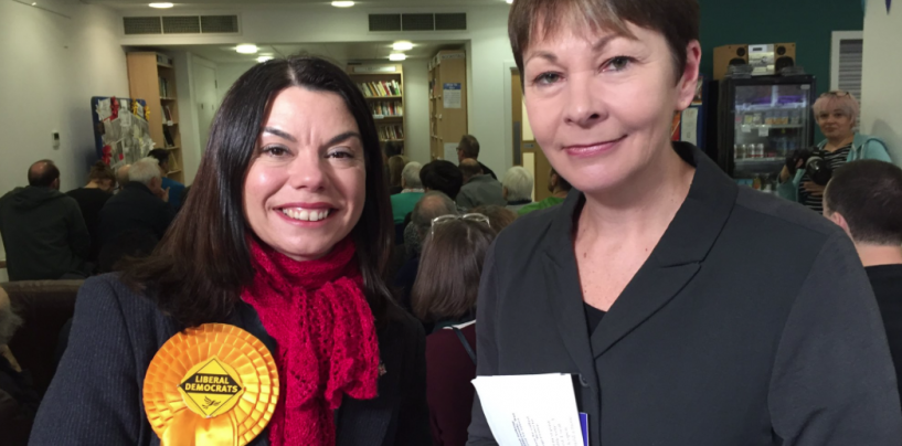 Local Greens criticise Caroline Lucas over Richmond Park byelection