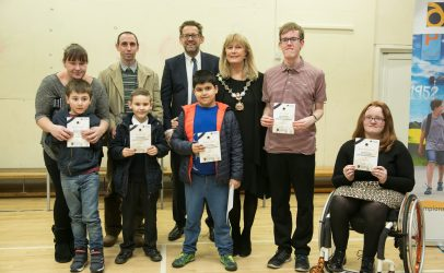 Award ceremony celebrates achievements of Kingston children with Special Educational Needs